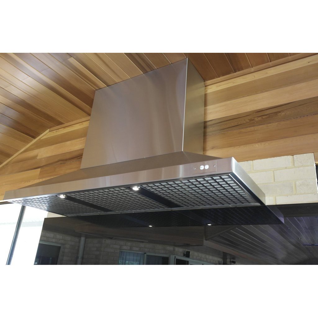 Exhaust Hood Infresco 1800mm Outdoor Alfresco Kitchens Melbourne