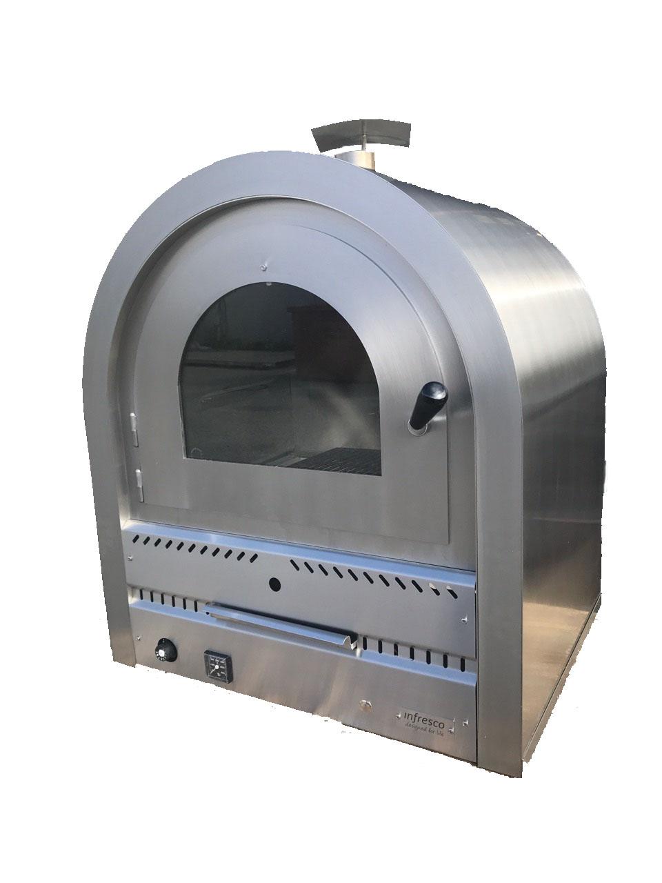 Pizza Oven Infresco Gas Outdoor Alfresco Kitchens Melbourne