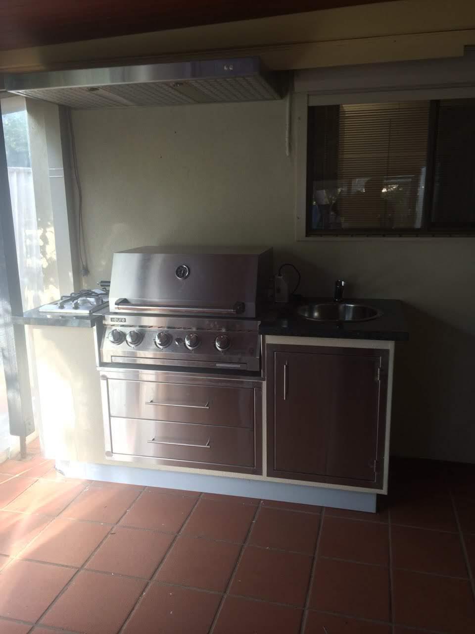 Alfresco Style Cabinets Outdoor Alfresco Kitchens